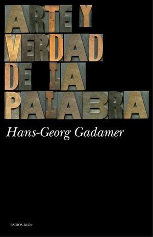 ARTE Y VERDAD DE LA PALABRA