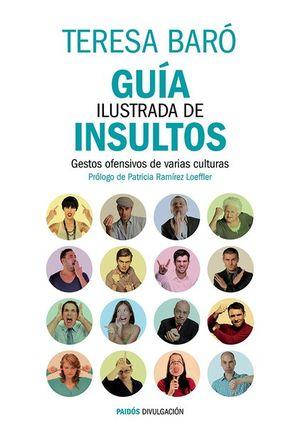 GUIA ILUSTRADA DE LOS INSULTOS