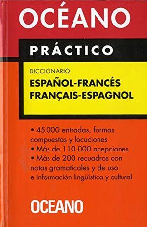 OCEANO PRACTICO. DICCIONARIO ESPAÑOL - FRANCES