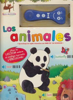 LOS ANIMALES. CONTIENE UN LECTOR ELECTRONICO / PD.