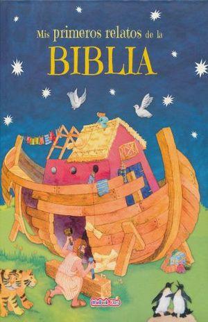 MIS PRIMEROS RELATOS DE LA BIBLIA / PD.