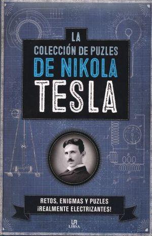COLECCION DE PUZLES DE NIKOLA TESLA, LA / PD.