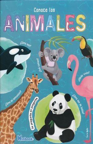 CONOCE LOS ANIMALES / COL. DE PREGUNTA EN PREGUNTA / PD.