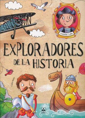 Exploradores de la historia / Pd.