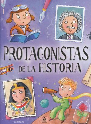 Protagonistas de la Historia / pd.