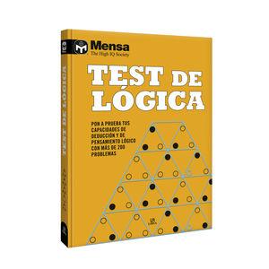 Test de Lógica (pon a prueba tus capacidades de deducción y de pensamiento lógico) / pd.