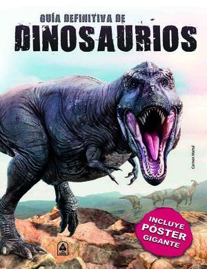 Guía definitiva de dinosaurios / pd.