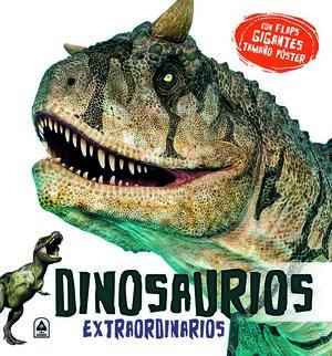 Dinosaurios extraordinarios / pd.
