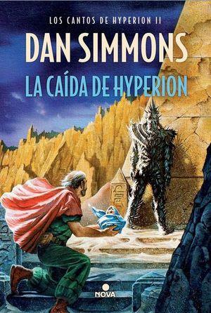 CAIDA DE HYPERION, LA / LOS CANTOS DE HYPERION II / PD.
