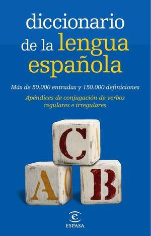 Diccionario de la lengua española / pd.