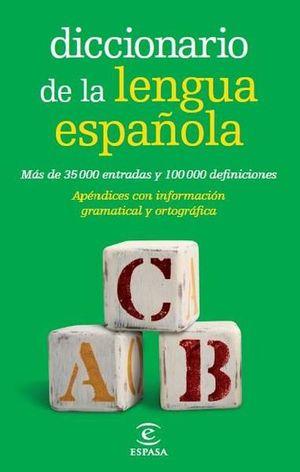 Diccionario de la lengua española (Bolsillo)