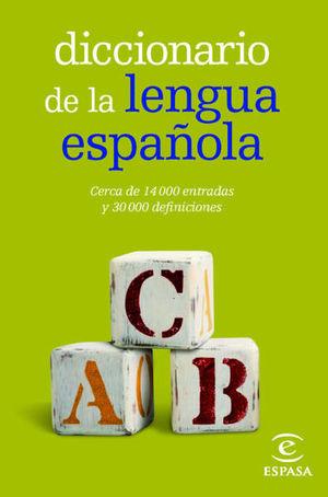 Diccionario de la lengua española (Mini)