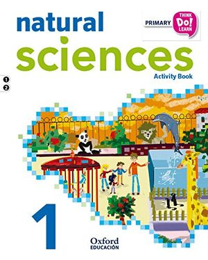 NATURAL SCIENCE 1 PRIMARY ACTIVITY BOOK PACK