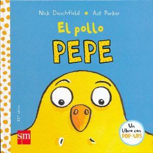 POLLO PEPE, EL / PD. (LIBRO + PELUCHE)