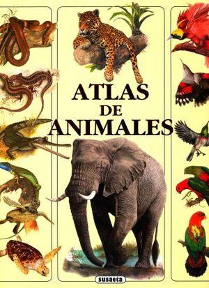 ATLAS DE ANIMALES / PD.