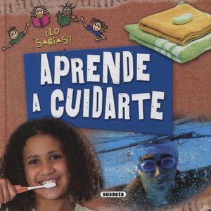APRENDE A CUIDARTE / PD.