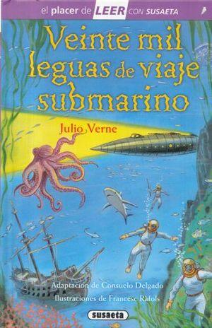VEINTE MIL LEGUAS DE VIAJE SUBMARINO / PD.