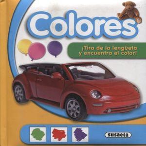 COLORES. LENGUETAS SORPRESA / PD.
