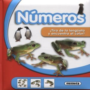 NUMEROS. LENGUETAS SORPRESA / PD.