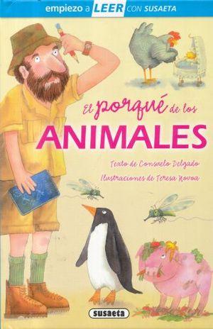PORQUE DE LOS ANIMALES, EL / PD.
