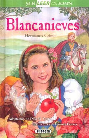 BLANCANIEVES / YA SE LEER NIVEL 2 / PD.
