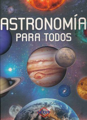 ASTRONOMIA PARA TODOS / PD.