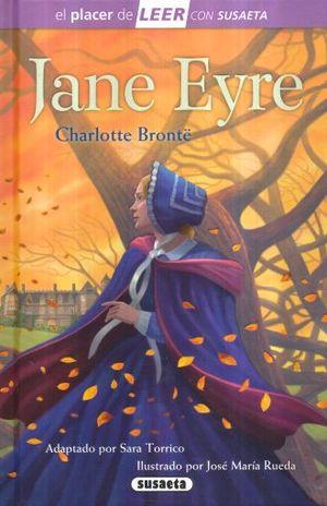 JANE EYRE / EL PLACER DE LEER NIVEL 4 / PD.