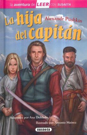HIJA DEL CAPITAN, LA / LA AVENTURA DE LEER NIVEL 3 / PD.