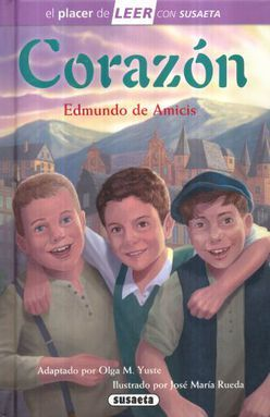 CORAZON / EL PLACER DE LEER NIVEL 4 / PD.