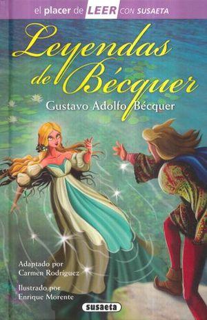 LEYENDAS DE BECQUER / EL PLACER DE LEER NIVEL 4 / PD.