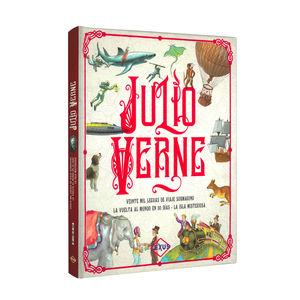 Juliio Verne. Tres historias / pd.