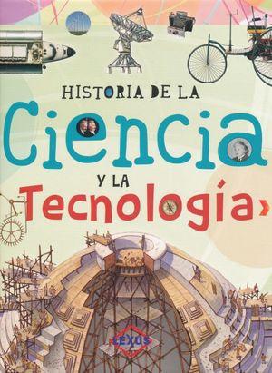 HISTORIA DE LA CIENCIA Y LA TECNOLOGIA / PD.