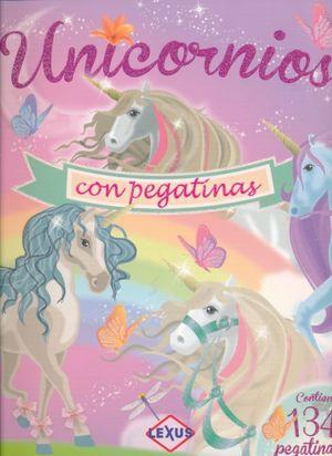 Unicornios (Incluye pegatinas)