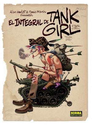 INTEGRAL DE TANK GIRL, EL / PD.