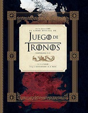 TRAS LAS CAMARAS DE HBO. EL LIBRO DE OFICIAL DE JUEGO DE TRONOS. TEMPORADAS  3 Y 4 / PD.