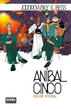 ANIBAL CINCO. EDICION INTEGRAL / PD.