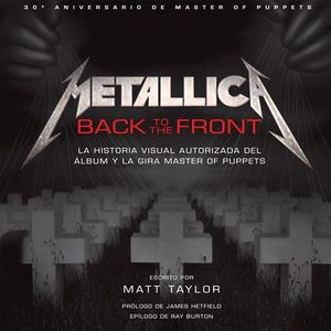 METALLICA BACK TO THE FRONT / PD.