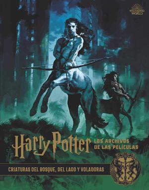 Harry Potter. Los archivos de las películas / vol. 1 / pd.