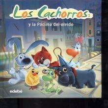 CACHORROS Y LA POCIMA DEL OLVIDO, LOS / PD.