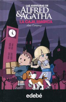 CAJA MAGICA, LA / LAS AVENTURAS DE ALFRED Y AGATHA / PD.