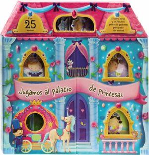 Jugamos al palacio de Princesas / pd.