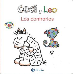 Ceci y Leo. Los contrarios / pd.