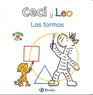 Ceci y Leo. Las formas / pd.
