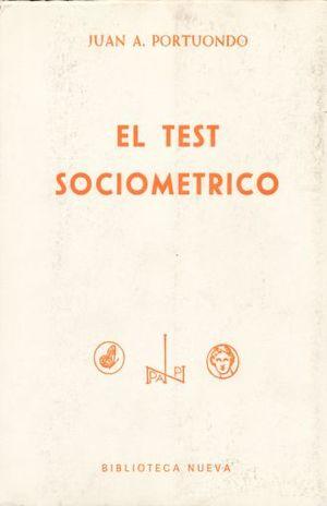 TEST SOCIOMETRICO, EL