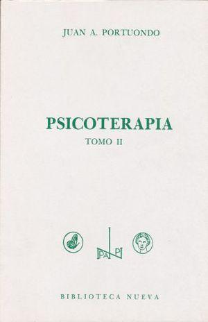 PSICOTERAPIA / TOMO 2