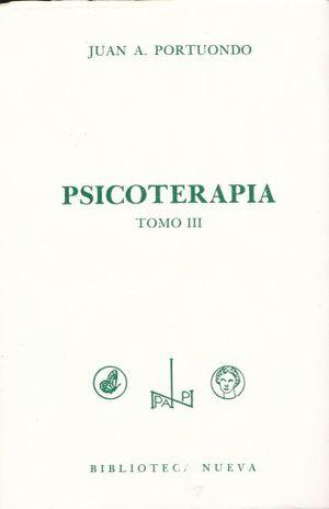 PSICOTERAPIA / TOMO 3