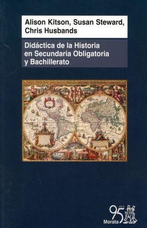 DIDACTICA DE LA HISTORIA EN SECUNDARIA OBLIGATORIA Y BACHILLERATO