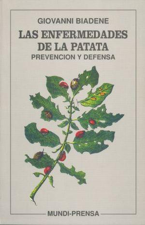 ENFERMEDADES DE LA PATATA, LAS