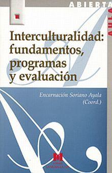INTERCULTURALIDAD FUNDAMENTOS PROGRAMAS Y EVALUACION