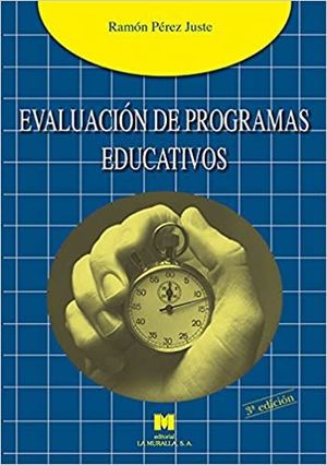 EVALUACION DE PROGRAMAS EDUCATIVOS